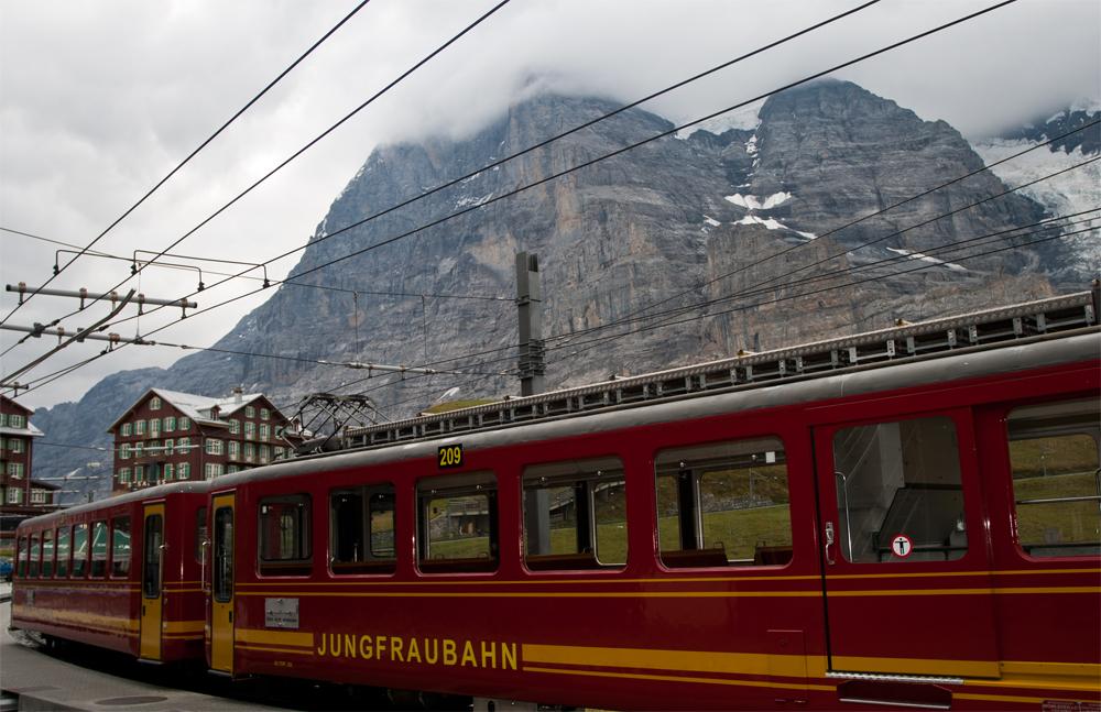 Tren-a-Jungfrau