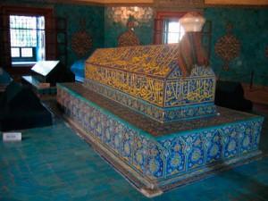 Tumba-Sultan-Mehmet-I---Bursa