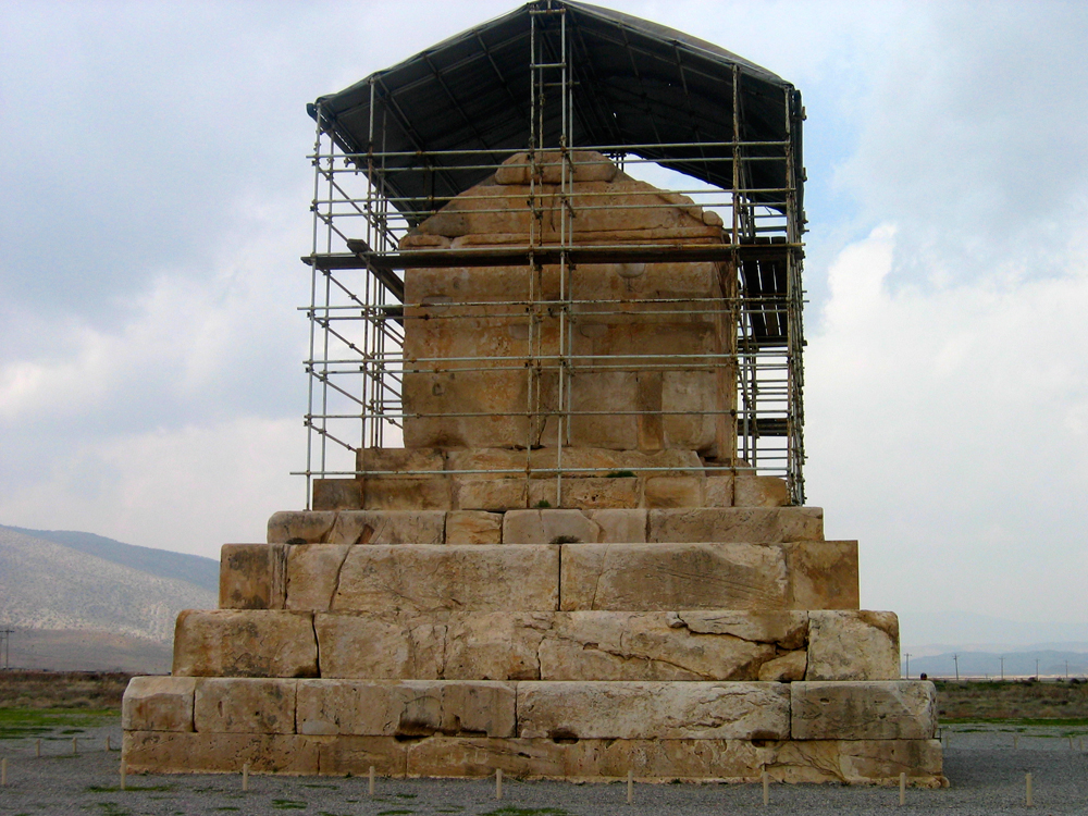 Tumba-de-Ciro-II-el-Grande-en-Pasargadae