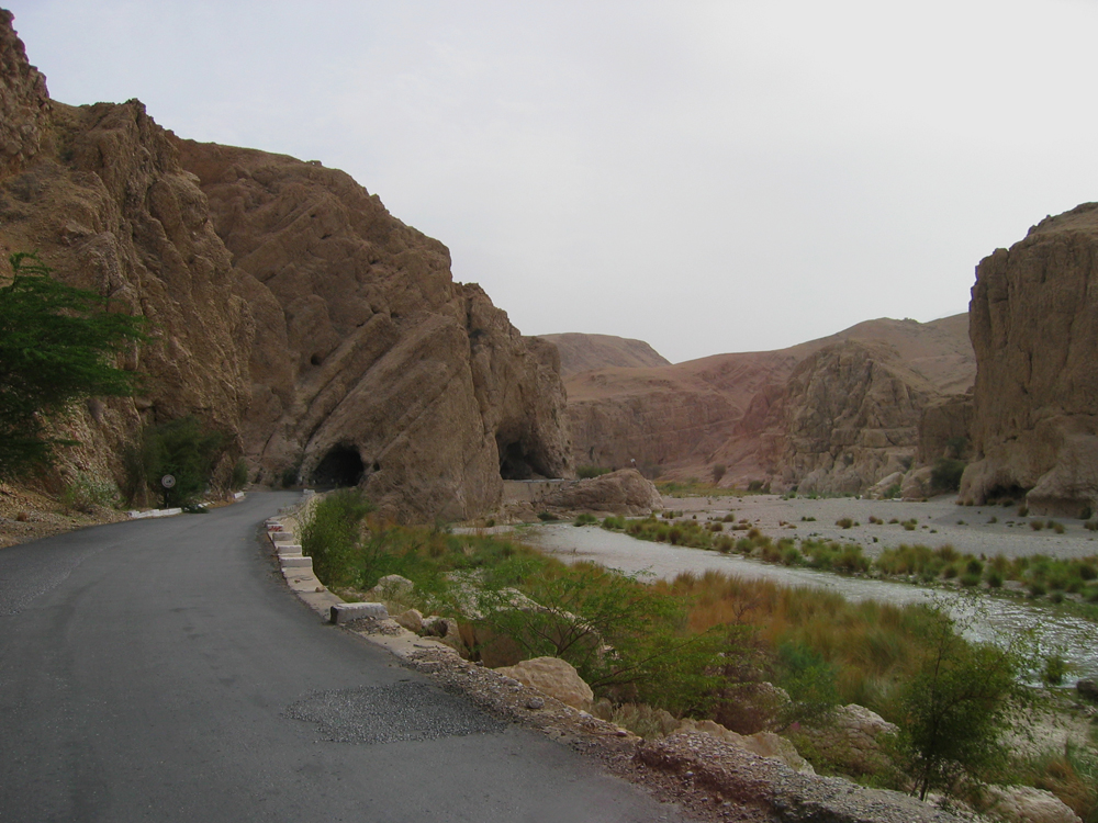 Tunel-en-Baluchistán