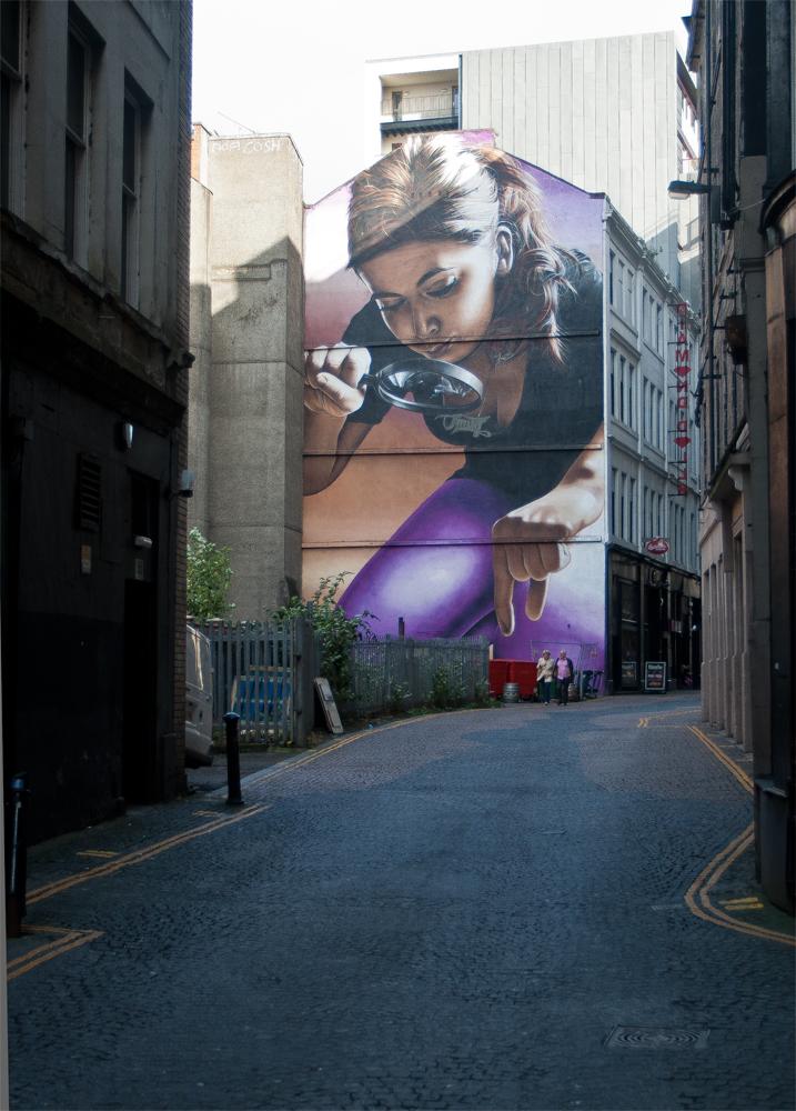 Un-callejón-de-Glasgow