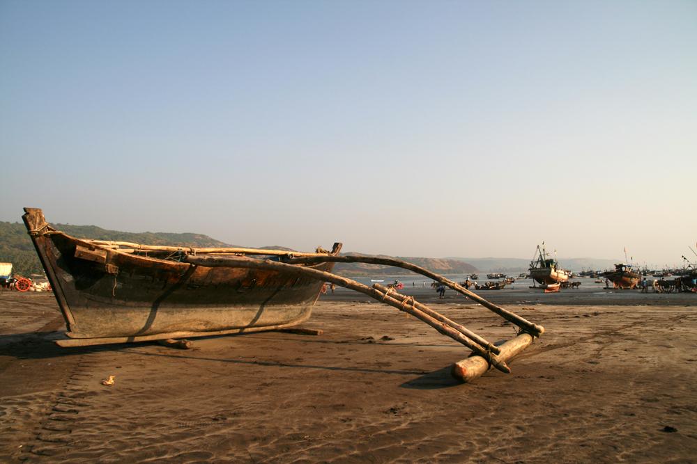 Un-catamarán