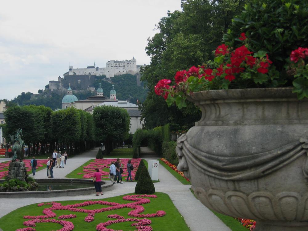 Un-jardín-de-Salzburgo