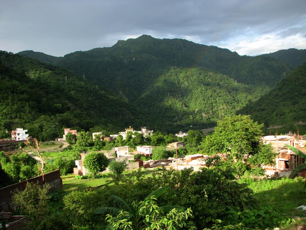 Un-pueblo-en-Uttaranchal