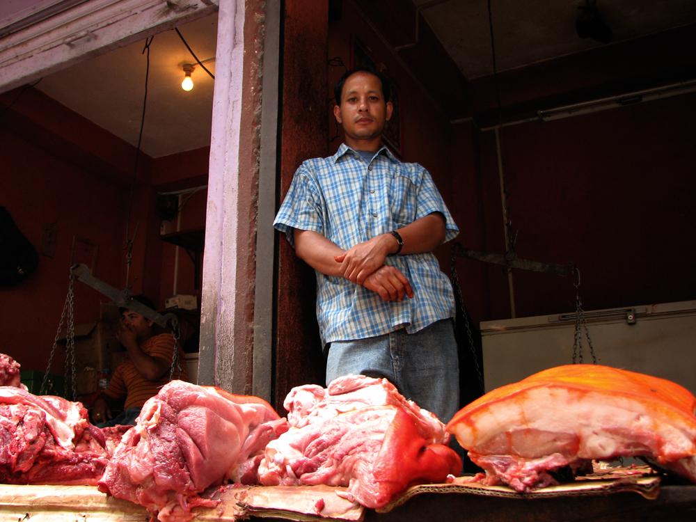 Un-puesto-de-carne