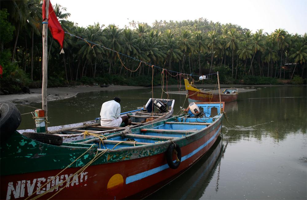 Una-barcaza