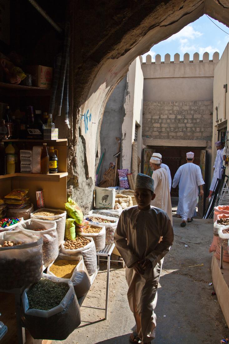 Una-callejuela-del-bazar