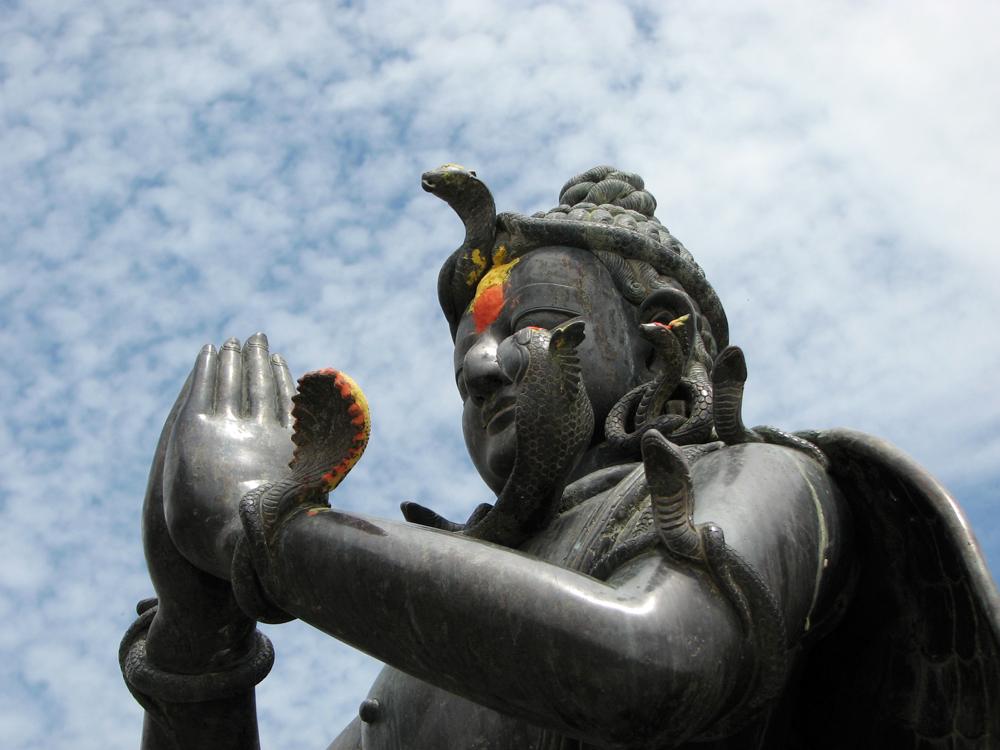 Una-estatua
