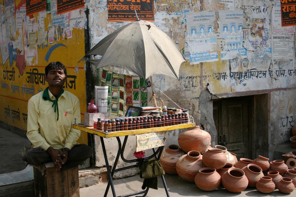 Vendedor-callejero