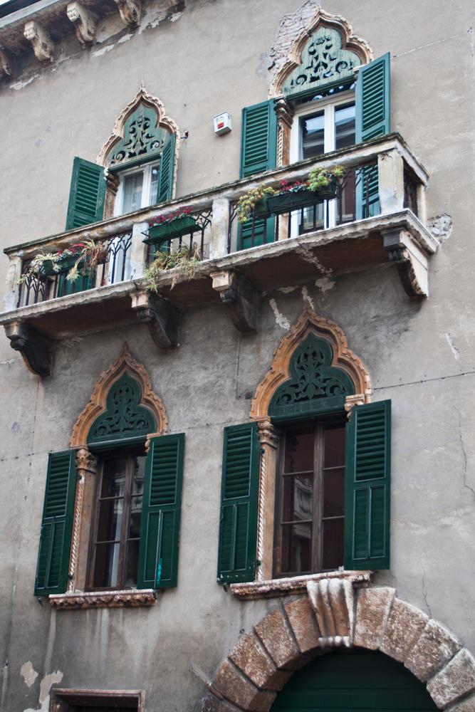 Verona---Fachada-de-una-casa