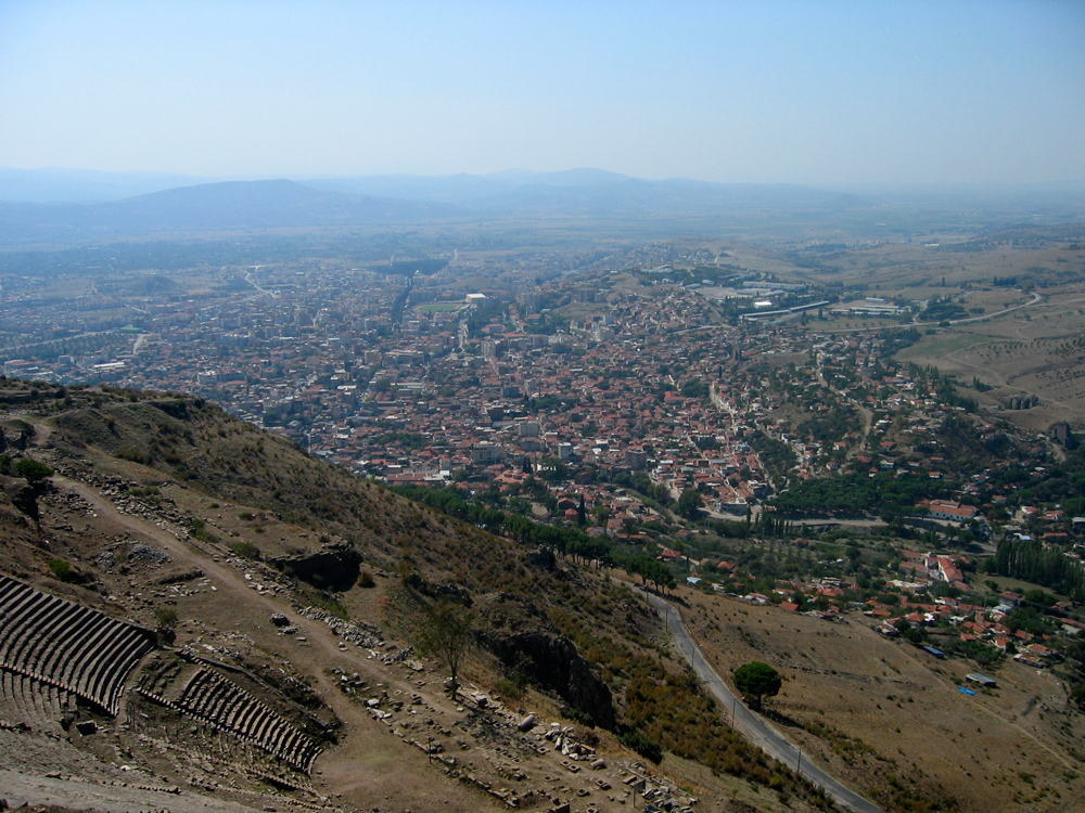 Vista-de-Bergama-desde-la-acrópolis