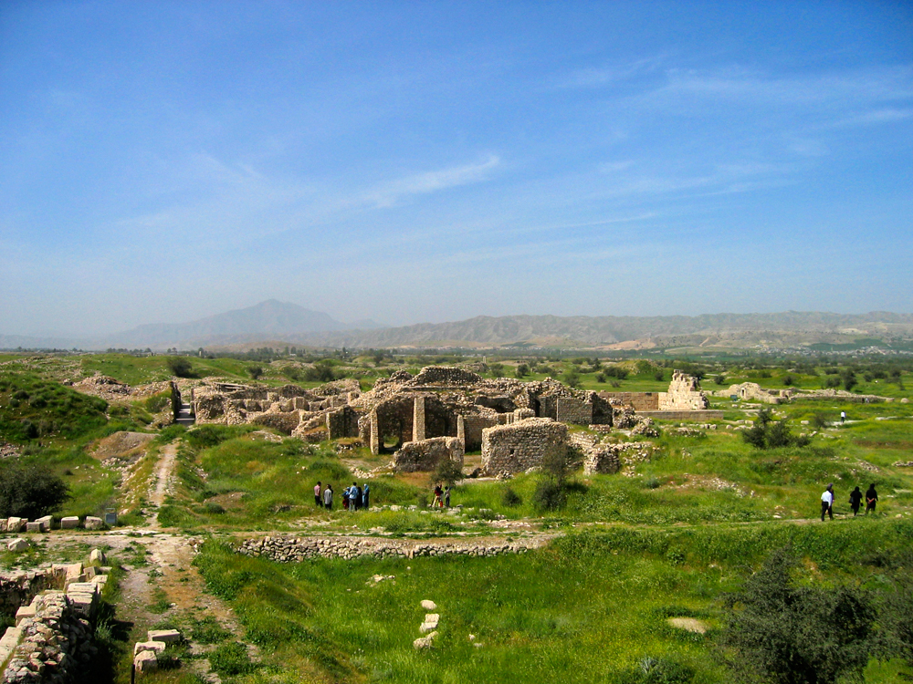 Vista-general-de-Bishapur