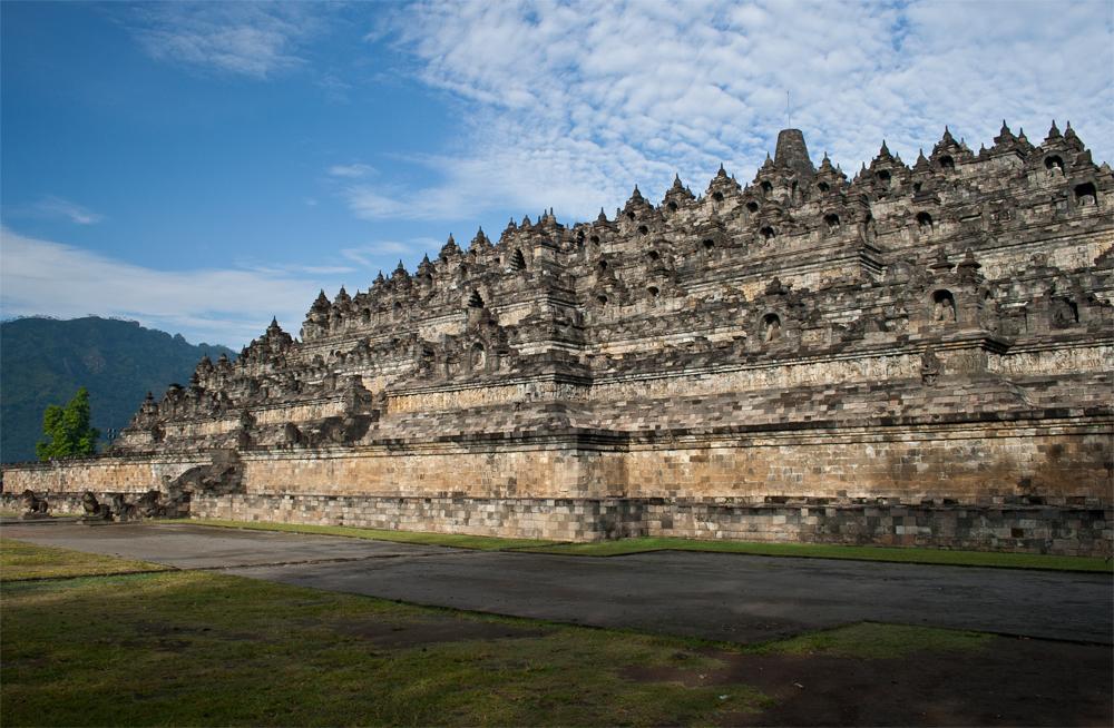 Vista-parcial-de-Borobudur-III
