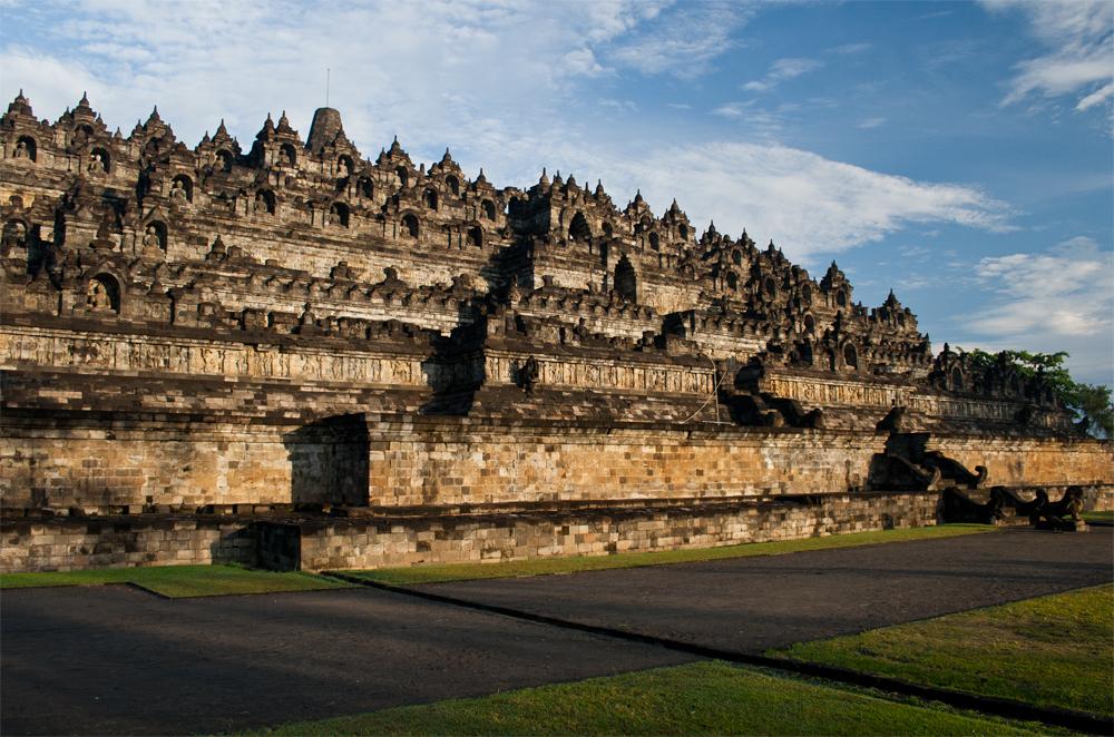 Vista-parcial-de-Borobudur