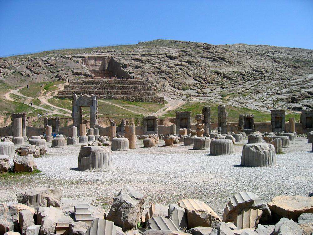 Vista-parcial-de-Persepolis
