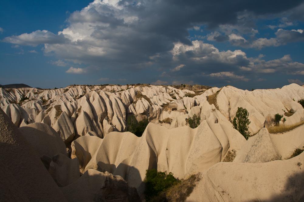 Capadocia, maravilla natural