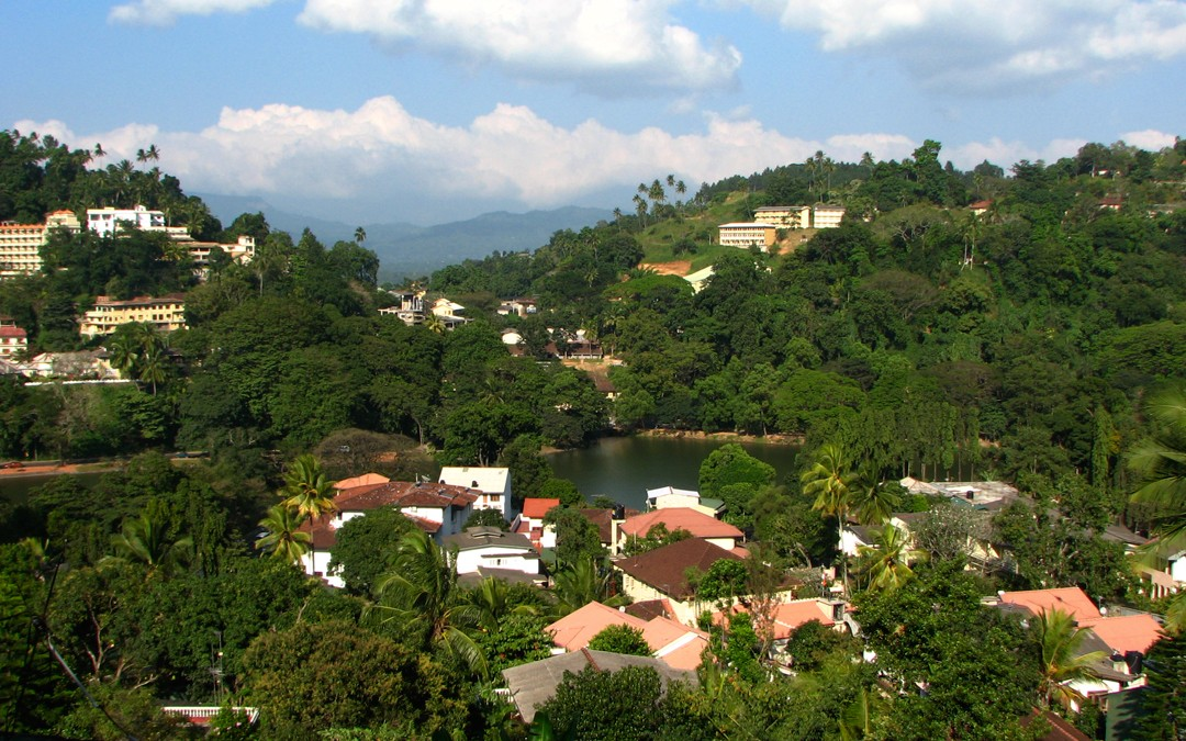 Kandy, la otra capital