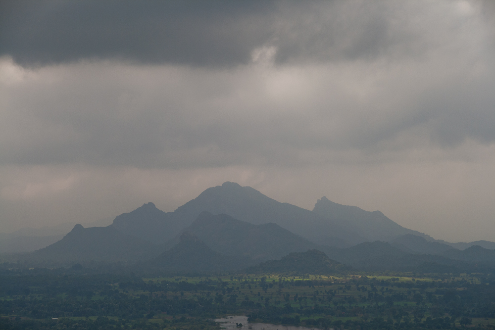 Vistas-desde-Sigiriya