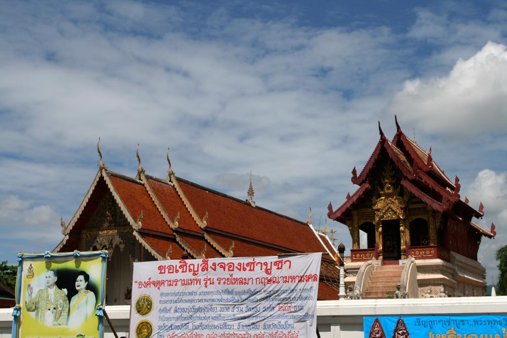 Wats-de-Chiang-Mai