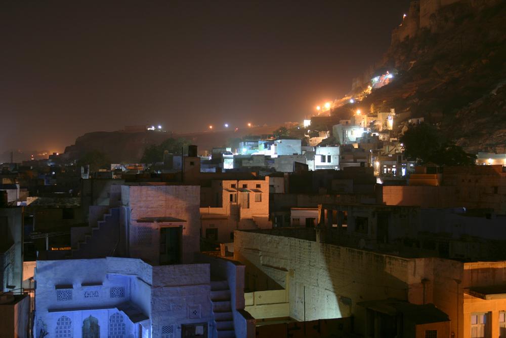 Jodhpur-de-noche-II