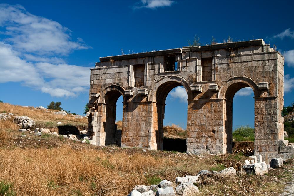 Arco-en-Patara