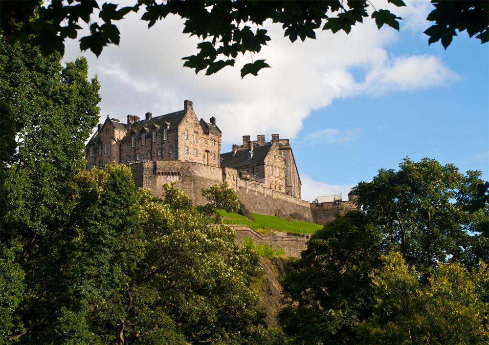 Castillo-de-Edimburgo