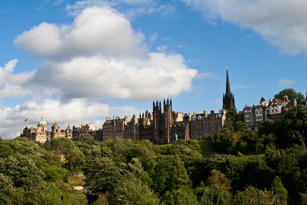 Panorámica-de-Edimburgo