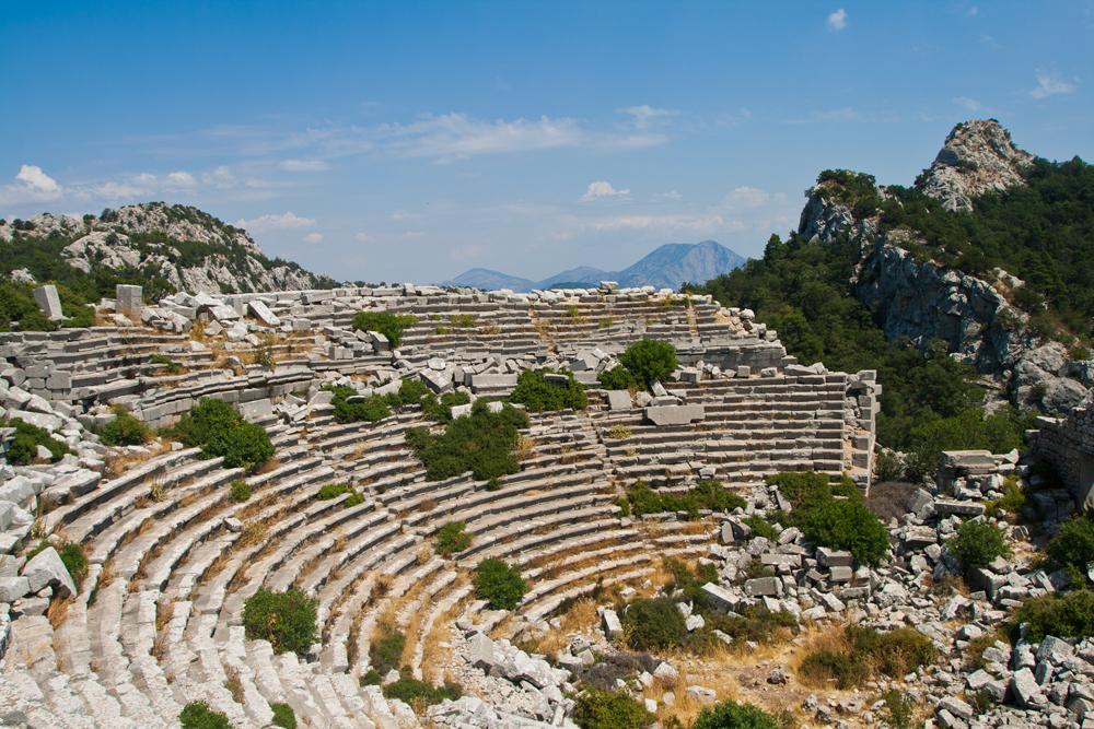 Teatro-de-Termessos
