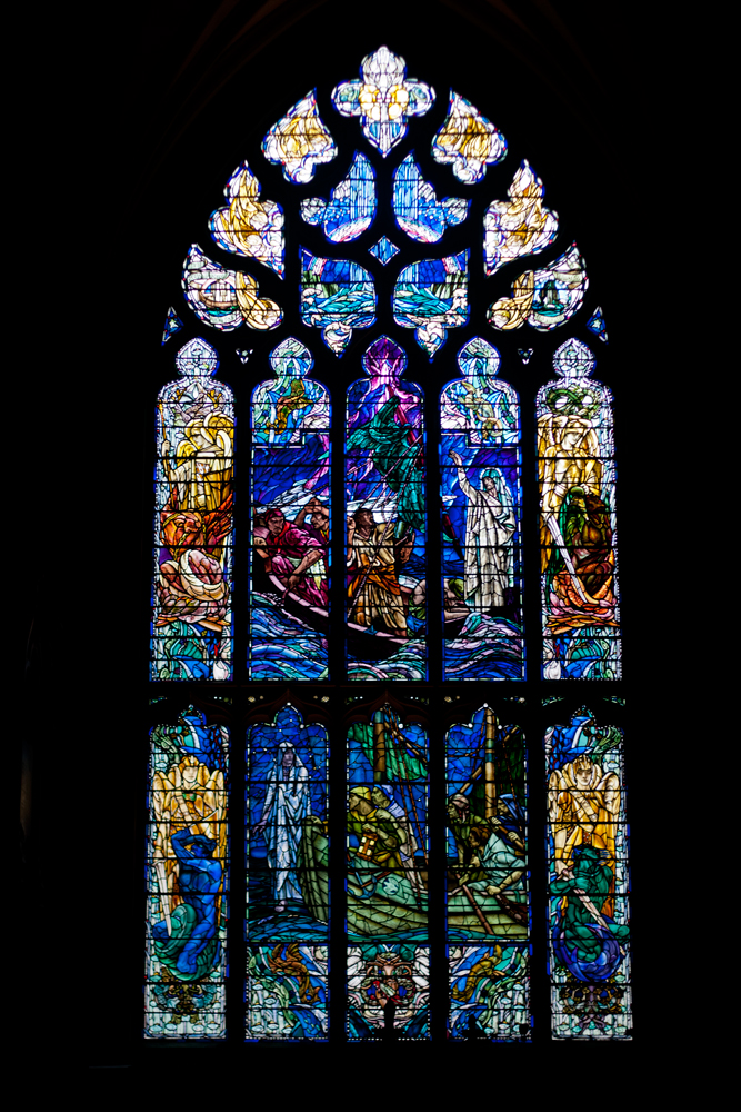 Vidriera-de-la-catedral-de-St-Giles