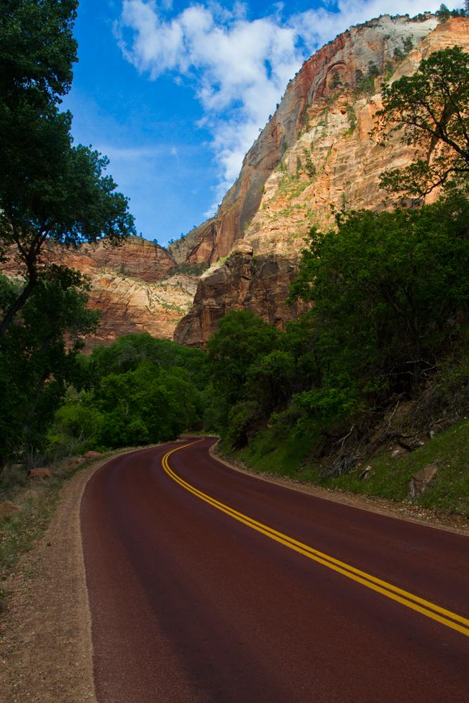 Carretera-en-Zion