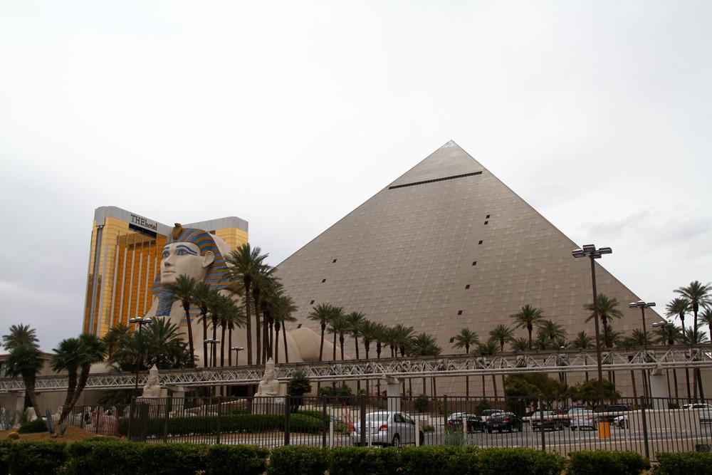 Egipto-en-Las-Vegas