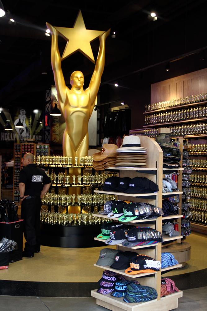 Tienda-para-turistas-en-Hollywood