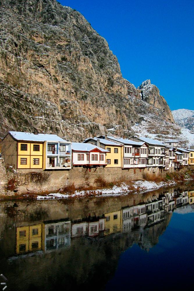 Amasya-en-Turquía