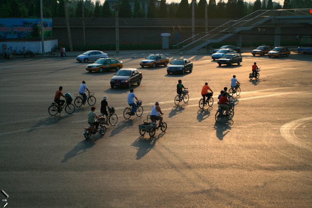 Bicicletas-de-Pekín