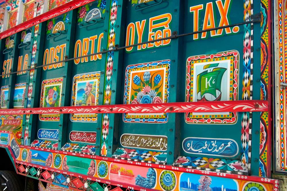 Camión-de-Pakistán