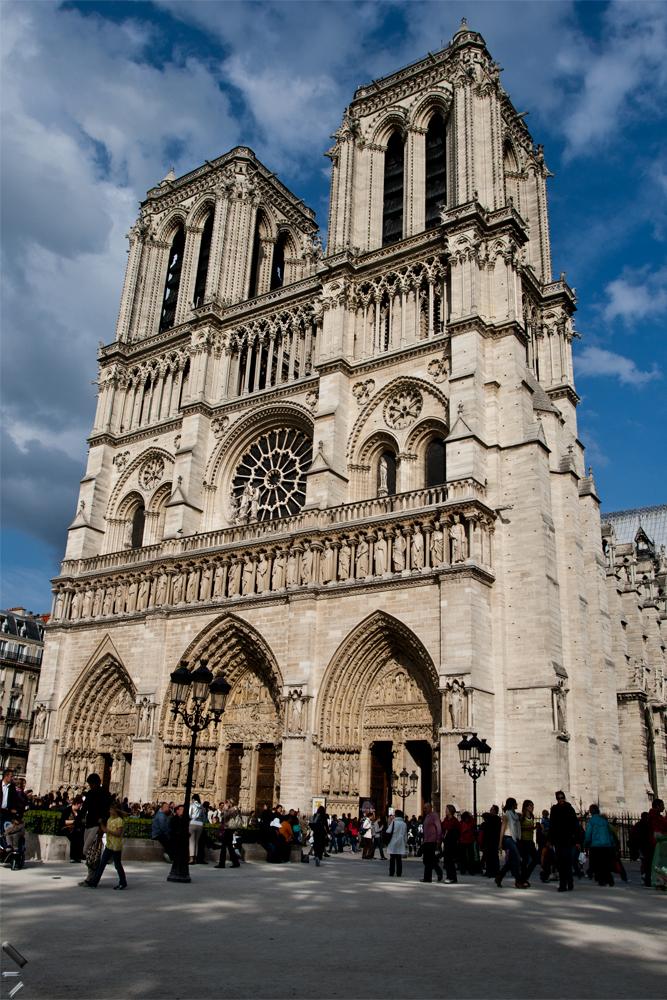 Catedral-de-Notre-Dame-de-París