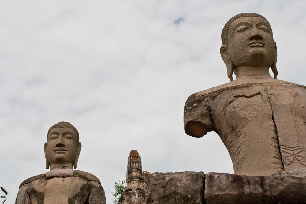 Ciudad-histórica-de-Ayutthaya-en-Tailandia