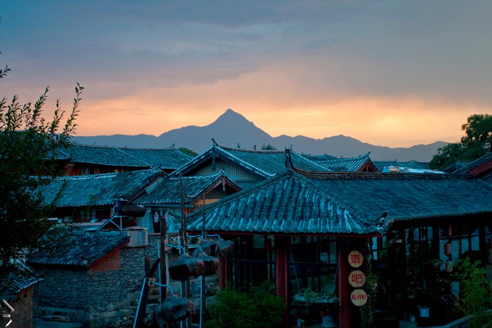 Ciudad-vieja-de-Lijiang-en-China