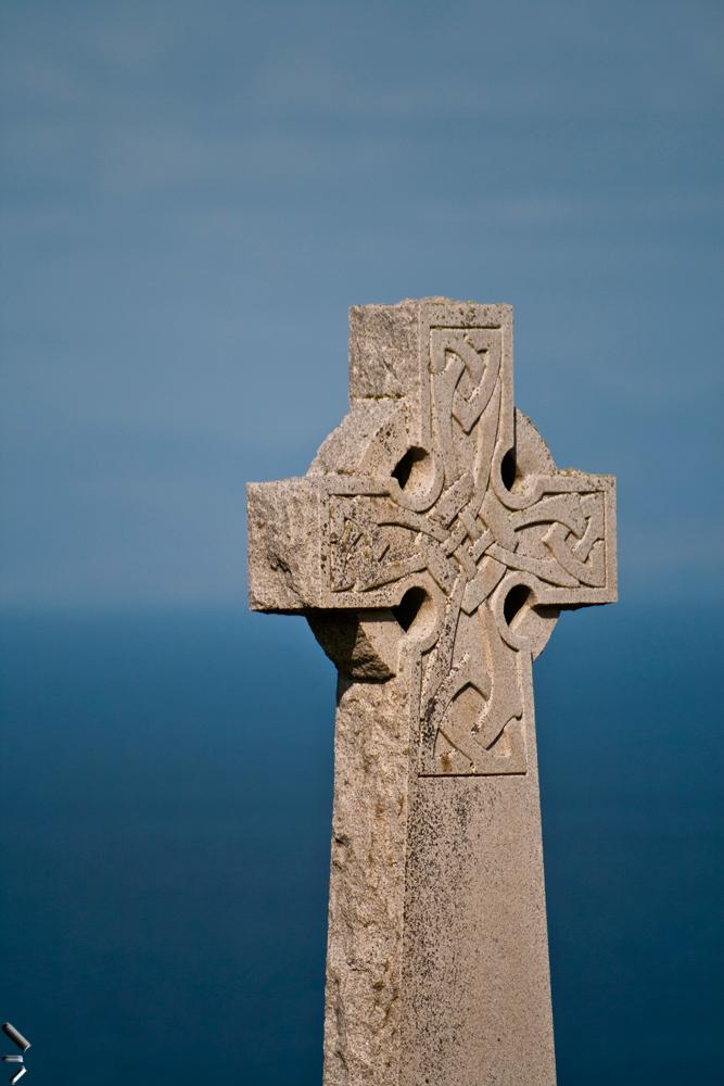Cruz-celta-en-la-Isla-de-Skye