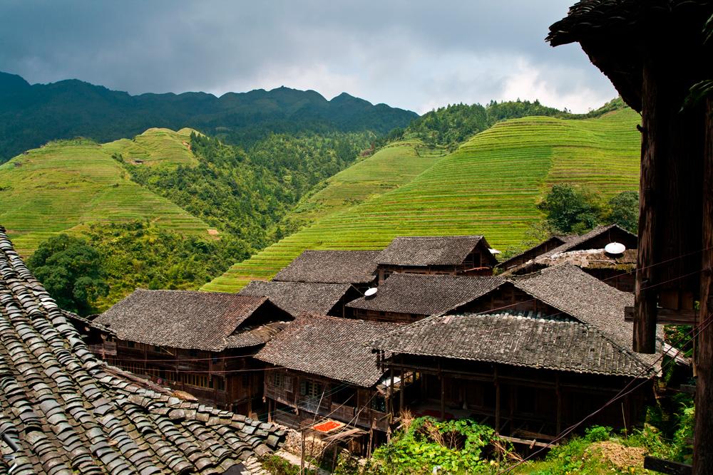 Dazhai-en-China