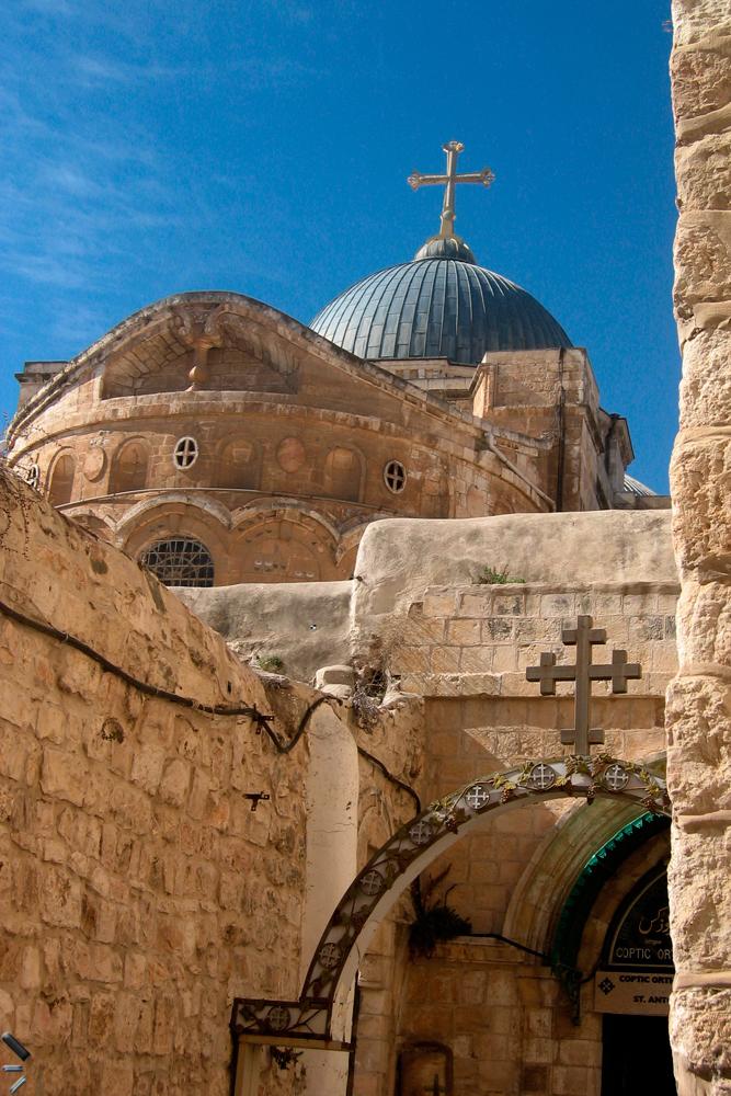 Iglesia-del-Santo-Sepulcro-de-Jerusalen
