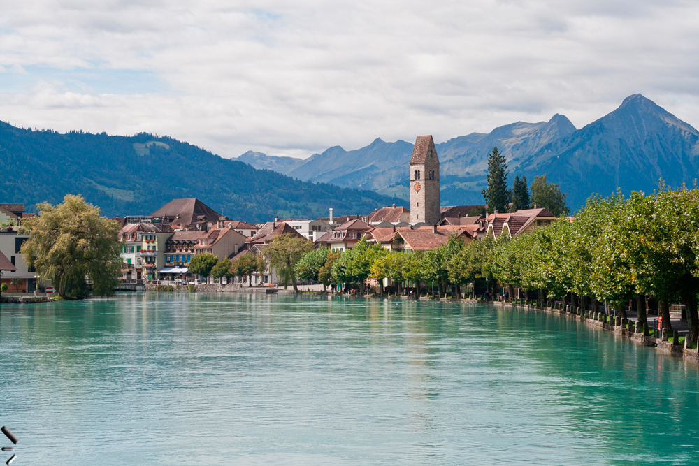 Interlaken-en-Suiza