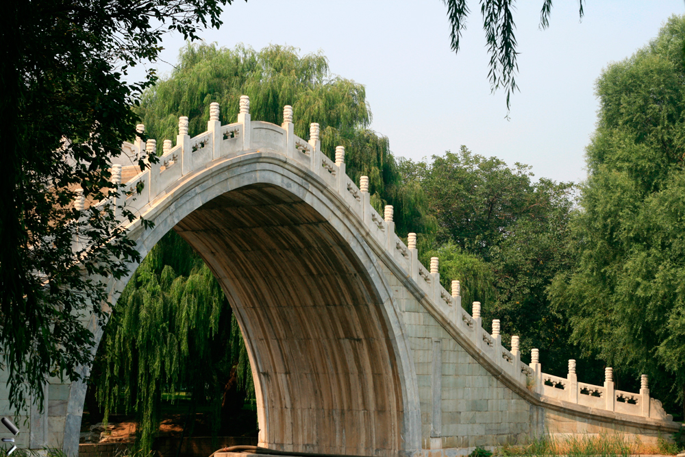 Palacio-de-verano-de-Pekín-en-China