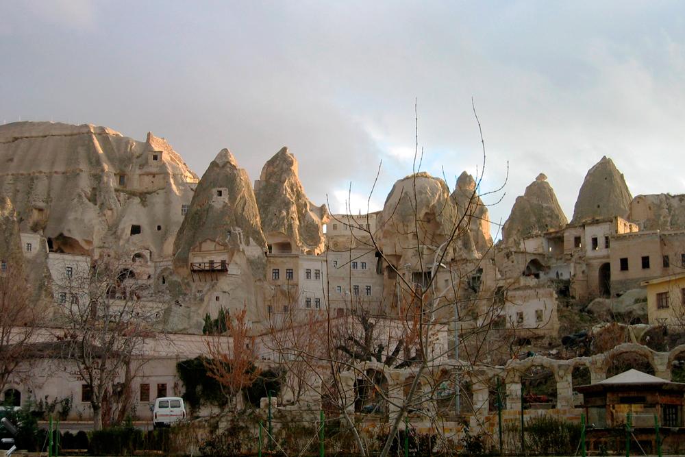 Parque-nacional-de-Göreme-de-Capadocia-en-Turquía