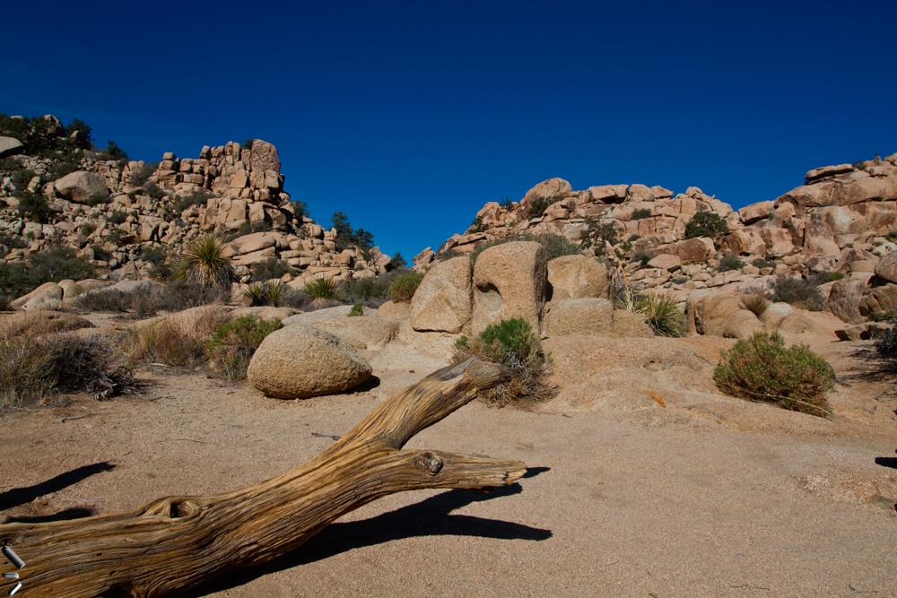 Parque-nacional-de-Joshua-Tree-en-California