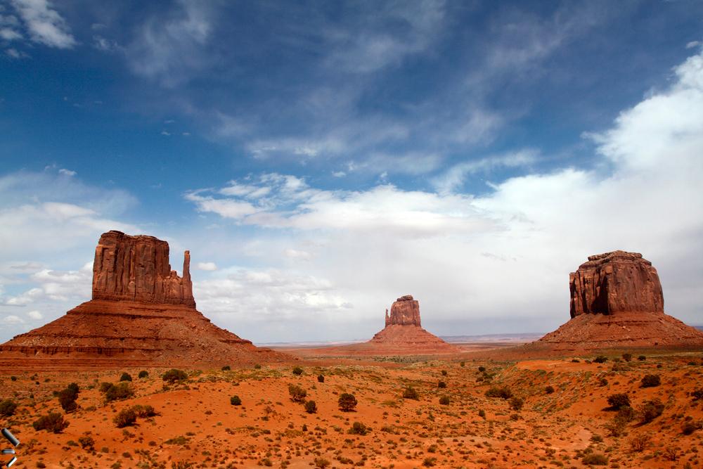 Parque-nacional-de-Monument-Valley-en-Utah
