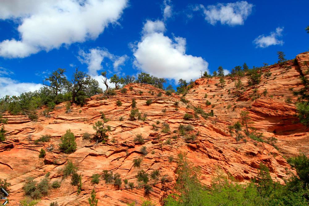 Parque-nacional-de-Zion-en-Utah