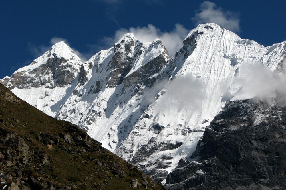 Himalaya en Lantang