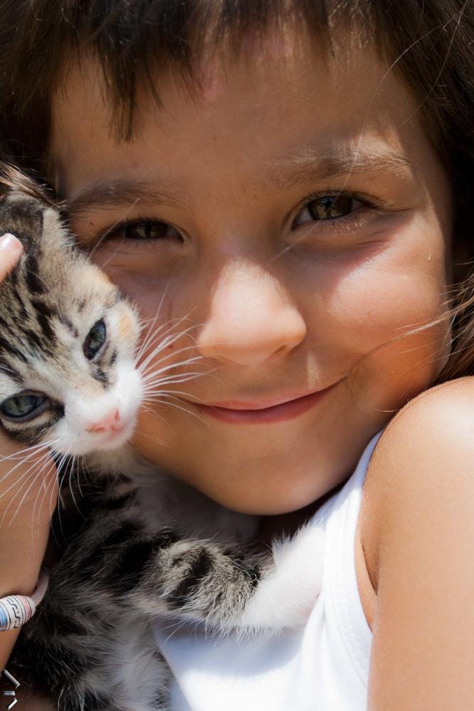 Retrato-con-gato