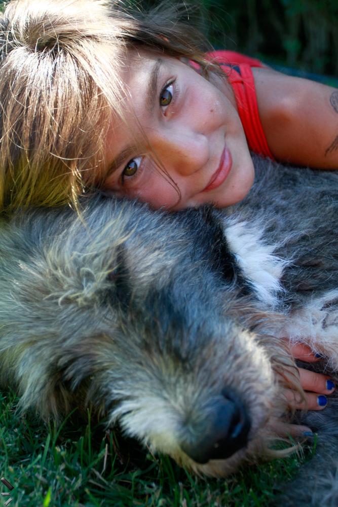 Retrato-con-perro